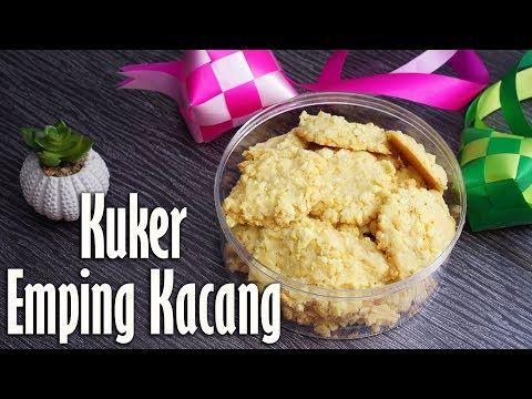 Cara Mudah Membuat Kue Kering Emping Kacang Youtube Food Make It Yourself Breakfast