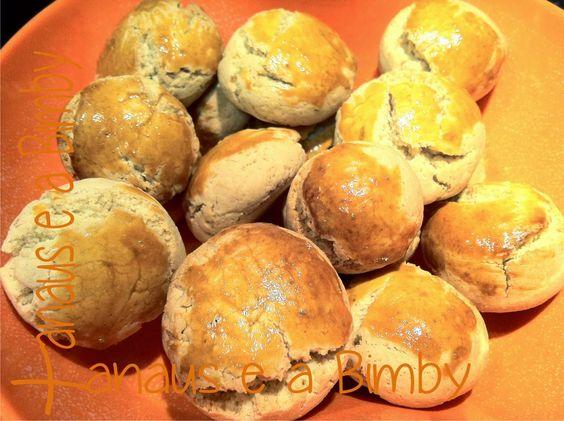 Xanaus e a Bimby: Biscoitos de Azeite na Bimby