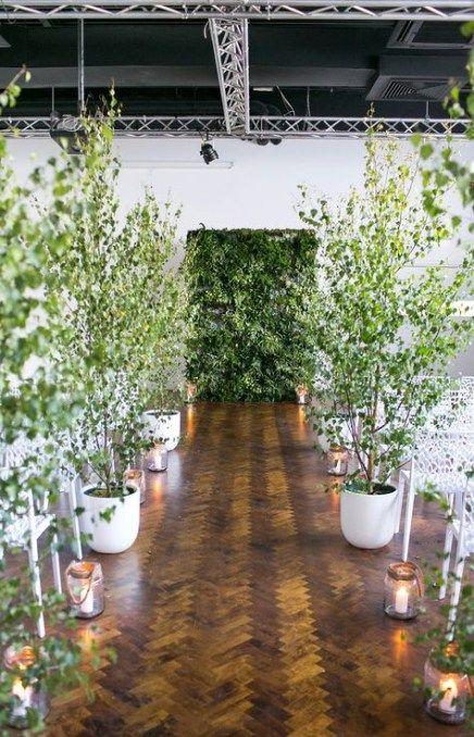 Wedding Reception Venues Indoor Trees 70 Ideas #wedding