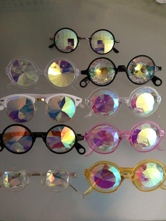 retrophysicalmonster: LADY GAGA'S ARTPOP PRISM GLASSES