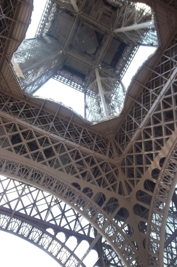 Tour Eiffel...this would be the angel I'd love to see. not from the top. ;)