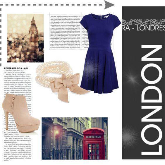 """Londra"" by georgia on Polyvore"