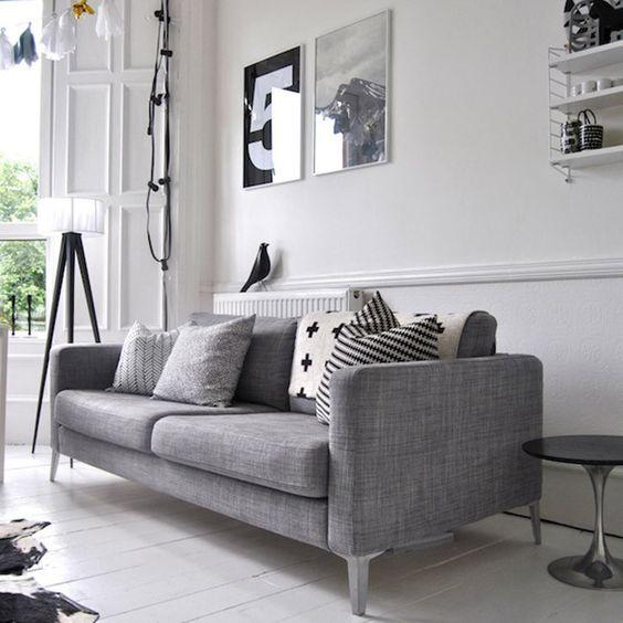 Apartamento estilo n rdico deco pinterest deco life - Deco estilo nordico ...