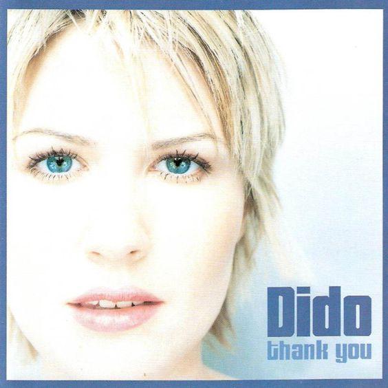 Dido – Thank You (single cover art)
