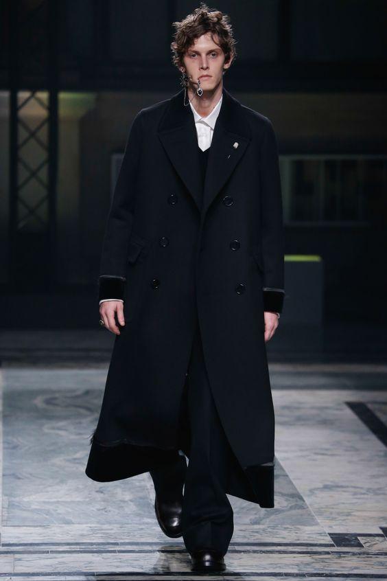 Alexander McQueen | Menswear - Autumn 2016 | Look 3