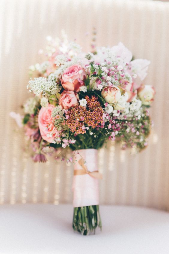 wedding flowers - Summer Blumenstrauss