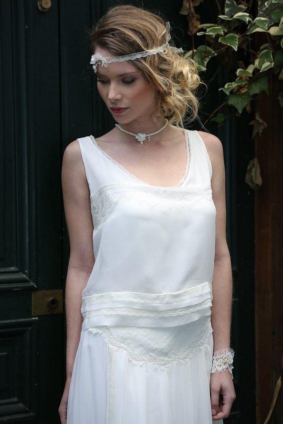 Robe de mariée Eugénie