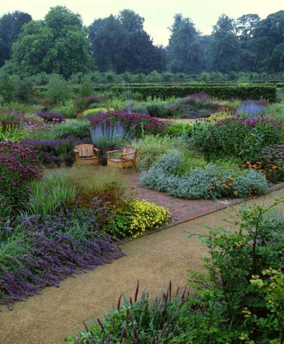 Garden Visit: A Dutch Master in Yorkshire Gardenista