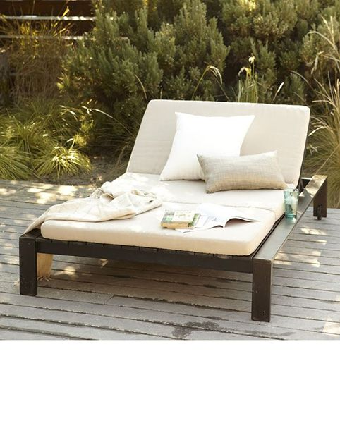 outdoor chaise lounge chairs for two