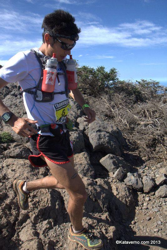 """Corredores de Montaña: El """"Mountain Ultra Trail Runner"""" por Sage Canaday."""