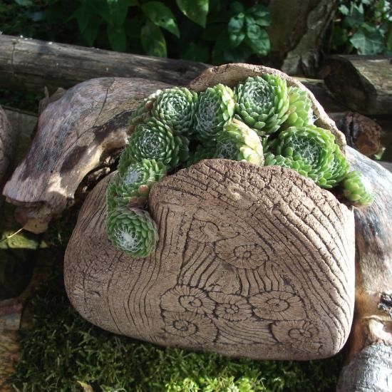Ruhpoldinger-Keramikgarten, Ton & Keramik, Gabriele Hinterseer - Gartenkeramik