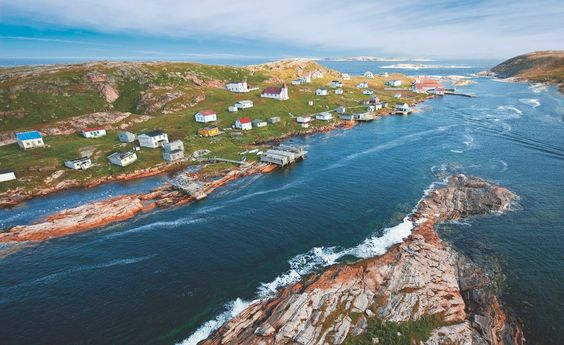 Battle Harbour is perfectly preserved in the history of a bygone era. Now you can unplug from your day-to-day routines and reconnect with the past and nature by staying in the former Salt Fish capital of Labrador.