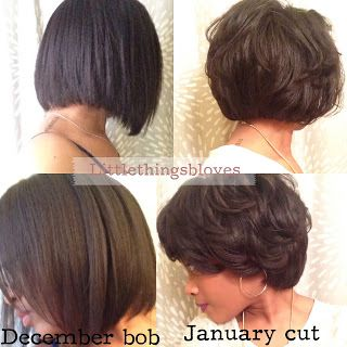 Little Things I Love: Tales From the Roots: New Hair! 8 months natural, just cut my hair for the second time in my journey! The cut was inspired by Mckenzie Renae's hair. check out my blog to read more ;-)