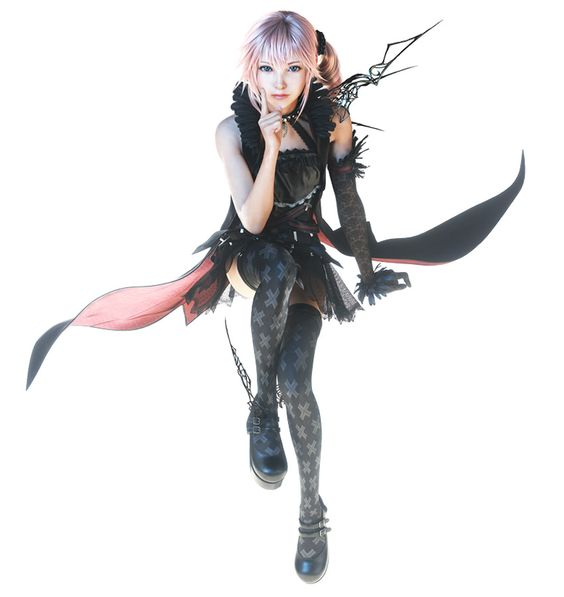 Final Fantasy XIII-3, Lightning Returns, Lumina