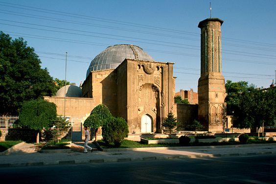 Ince Minareli Medrese, Konya, Turquía