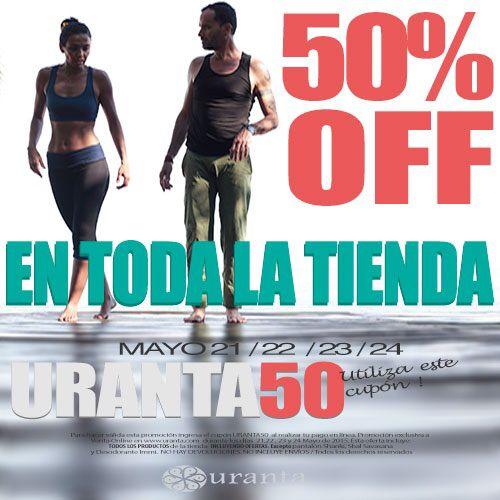 Uranta 50     Off  súper sale