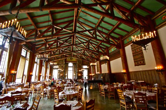 Ahwahnee Hotel Dining Room The Ahwahnee Hotel  Dining Room The Ahwahneegrand Railroad