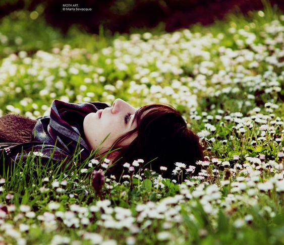 """"""" Close your eyes, fall in Love, stay there!!"""" ~ Rumi    (photo field in spring by *M0THart on deviantART)"""