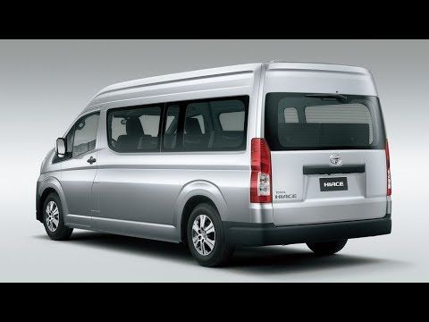 New Toyota Hiace 17 Seater India Interior Exterior Launch Price