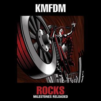 """CD-Review: KMFDM - ROCKS - Milestones Reloaded """"New stuff"""" by KMFDM! Rocks - Milestones reloaded offers just like the name indicates re-interpretations of well-known hits: http://monkeypress.de/2016/09/reviews/cd-reviews/kmfdm-rocks-milestones-reloaded/"""