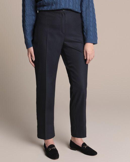 Vaquero Pitillo De Mujer Talla Grande On Cinco Bolsillos En 2020 Pitillos Vaqueros Pitillo Y Trajes De Pantalon