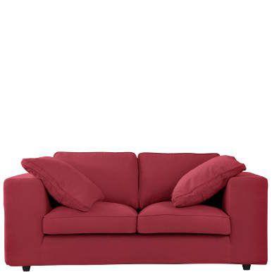 BARRÉ Sofa 2 Sitzer Beere - Reduzierte Einzelstücke mit Mitarbeiterrabatt