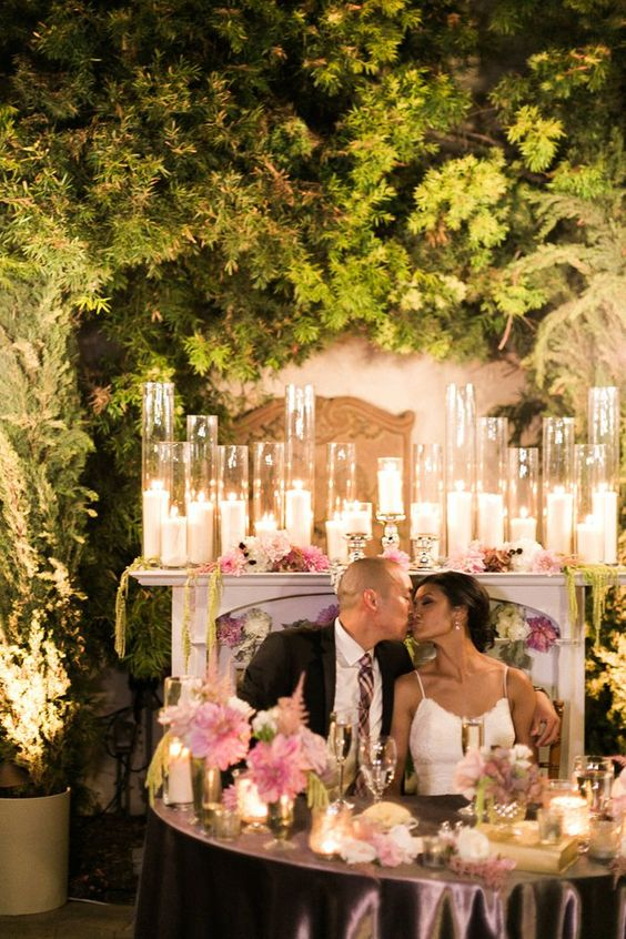Ed and Picca's Franciscan Gardens Wedding