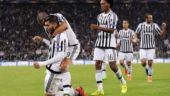 Champions League, Juventus-Siviglia 2-0: che spettacolo Morata-Zaza - Corriere dello Sport