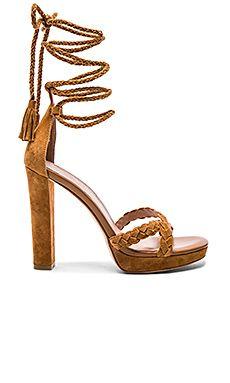 Joie Flo Heel in Whiskey