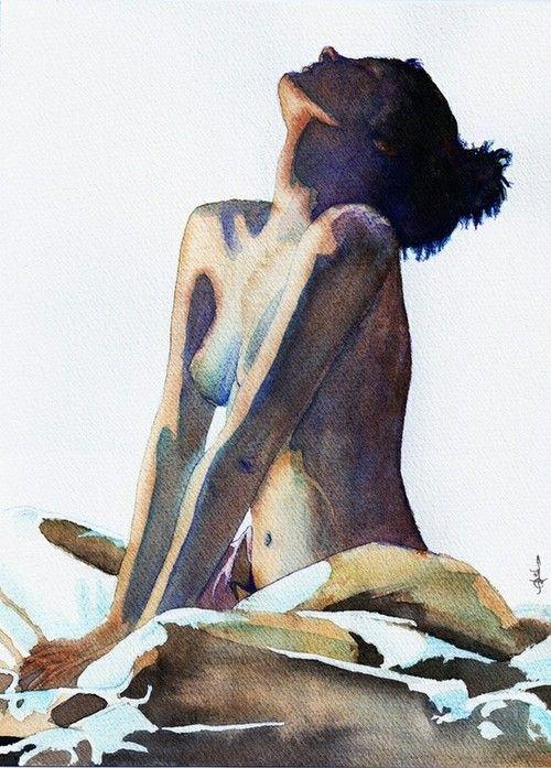 black headed teens nude