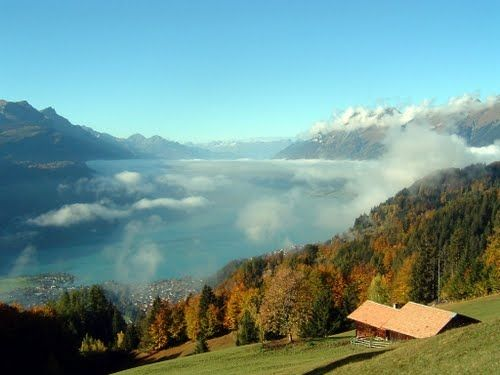 Hofstetten bei Brienz Switzerland - Some of my ancestors immigrated from here and I would love to visit.