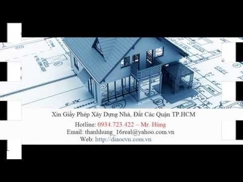 Xin Phép Xây Dựng Quận 2 - 0934.723.422 - Mr.Hùng