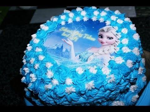 Pin Oleh Roby Rumbrawer Di Yang Saya Simpan Menghias Kue Frozen Gambar
