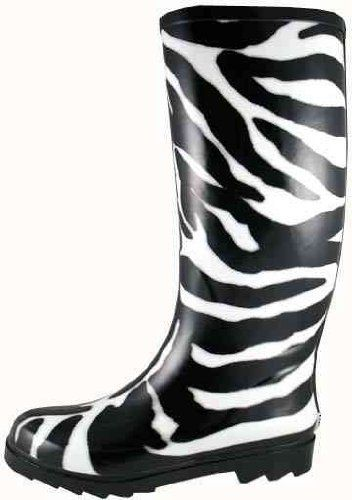 Smoky Mountain 6721 Women's Zebra Rubber Boot Smoky Mountain. $40.99
