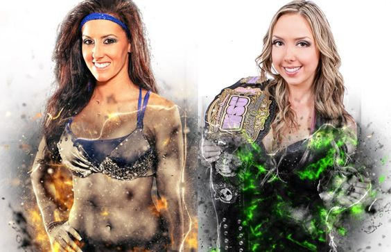 Cherry Bomb and Santana Garrett Join Global Force Wrestling
