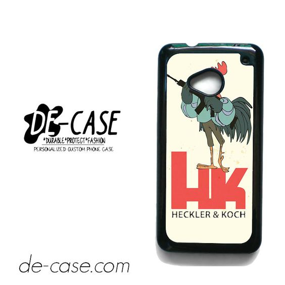 Heckler And Koch For HTC One M7 Case Phone Case Gift Present YO