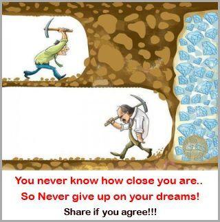 #NeverGiveUp #Motivation
