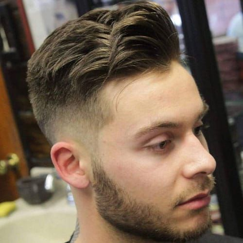 Wonderful Mid Fade Haircuts You Should Try Out Eazy Vibe Mid Fade Haircut Low Fade Haircut Top Fade Haircut