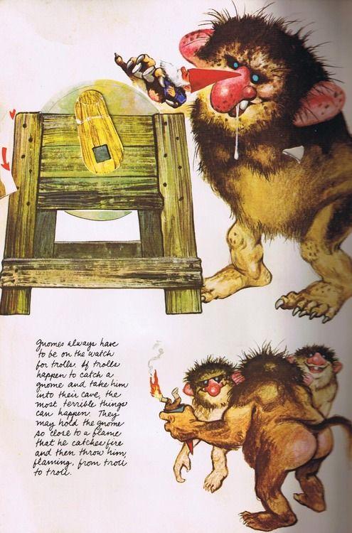 Gnomes Rien Poortvliet