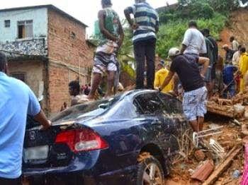 NONATO NOTÍCIAS: 14 PESSOAS MORREM EM SALVADOR EM CONSEQUÊNCIA DAS ...