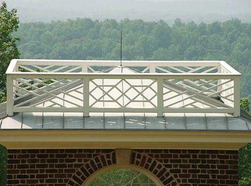 Marvelous Monticello Chippendale Style Cupola Railing | X 0  Exteriors | Pinterest |  Deck Railings Railings And Railing Ideas