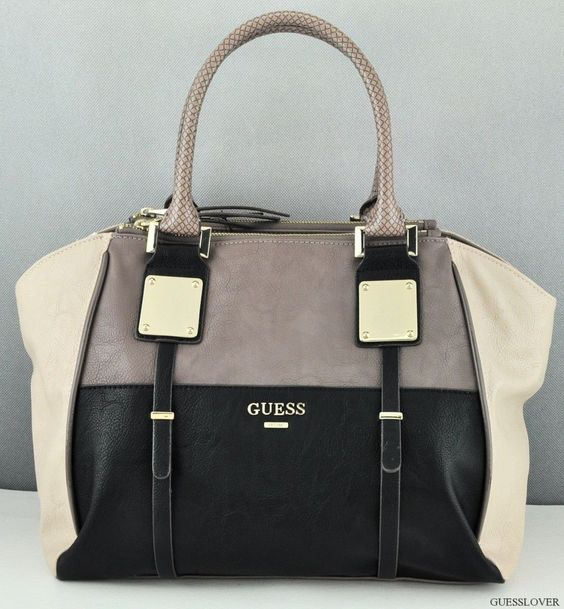 celine mini luggage tote price - Newest Luxury GUESS Handbag Ladies Marcia White Multi SATCHEL Bag ...