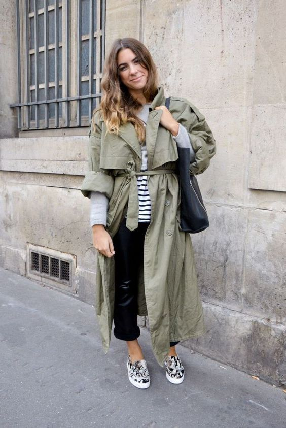 Where To Wear Trendy Trench Coats 2019, Trendy Trench Coats 2019