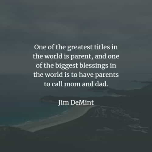 I Am A Proud Parent And My Kids Mean The World To Me My Children Quotes My World Quotes Love Children Quotes