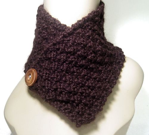 Ravelry 3 Cables Knit Neck Warmer Pattern By Crystal Gammon Hand