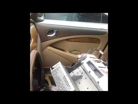 How To Install 03 08 Jaguar S Type X Type 02 08 Stereo Harness Wire Harness Youtube Jaguar S Type Jaguar Jaguar X