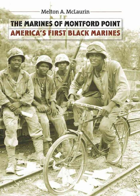 The Marines of Montford Point: America's First Marines