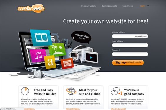 create blog free online