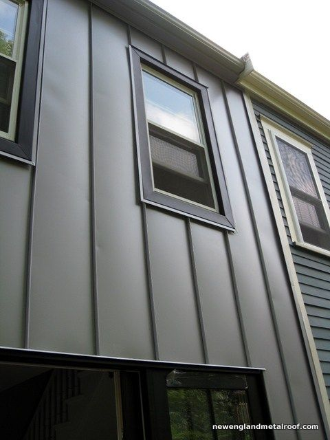 How To Install Metal Wall Panels Metal Cladding For Homes Roofing Calculator Estimate Your Roofing Cost Metal Wall Panel Metal Siding Cost Metal Cladding