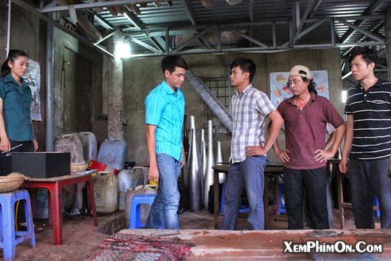 Phim Sóng Gió Làng Nghề - Song Gio Lang Nghe